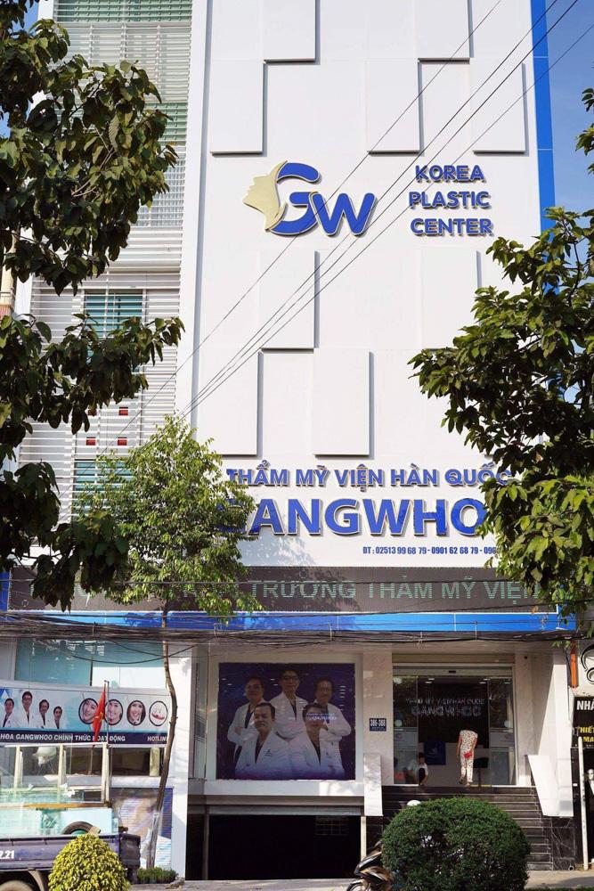 Thẩm mỹ viện Gangwhoo Đồng Nai