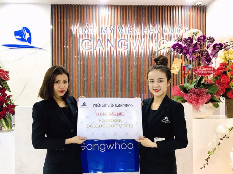 Khai Trương Thẩm Mỹ Viện Hàn Quốc Gangwhoo Tại Thành Phố Biên Hoà 6