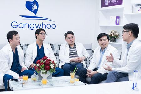 Hệ Thống Thẩm Mỹ Viện Hàn Quốc Tốt Nhất TPHCM #1 TMV Gangwhoo 4