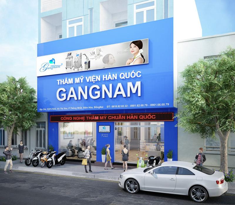 Giới thiệu thẩm mỹ viện Hàn Quốc Gangwhoo 3