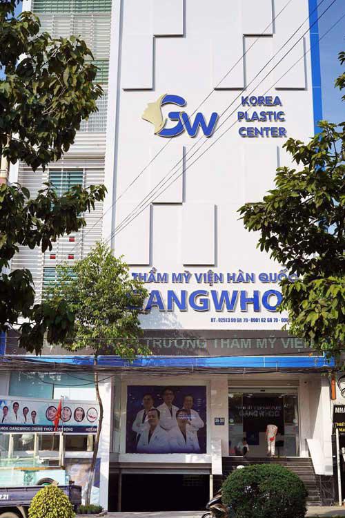 Khai trương thẩm mỹ viện Hàn Quốc Gangwhoo tại thành phố Biên Hoà