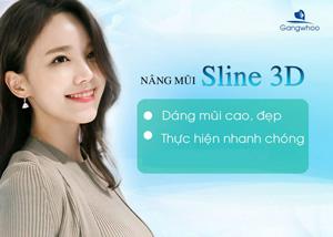 Nâng mũi Sline 3D