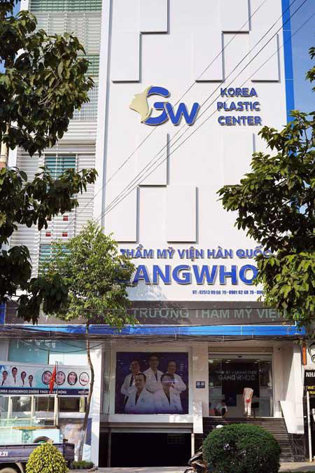 HỆ THỐNG THẨM MỸ VIỆN HÀN QUỐC GANGWHOO