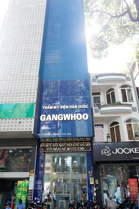 Hệ Thống Thẩm Mỹ Viện Hàn Quốc Tốt Nhất TPHCM #1 TMV Gangwhoo 1