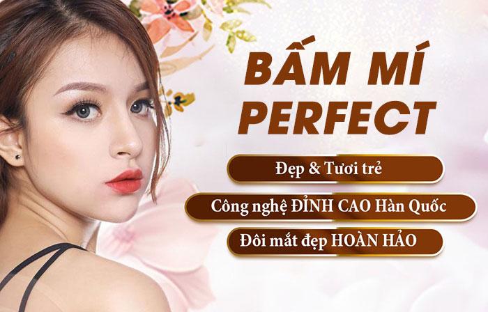 #1 Bấm Mí Perfect Đôi Mắt Đẹp Toàn Diện - Thẩm Mỹ Viện Gangwhoo