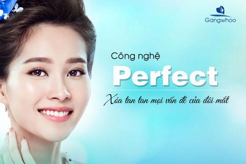Cắt mí Perfect – khắc phục mọi khuyết điểm