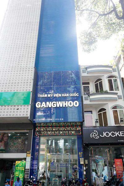 Giới Thiệu Thẩm Mỹ Viện Hàn Quốc Gangwhoo