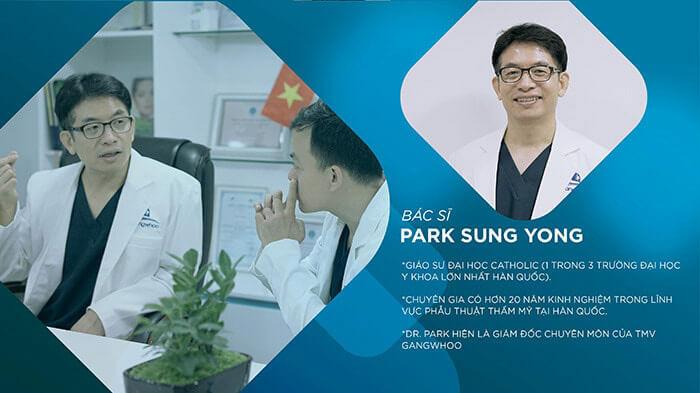 Bác sĩ Park Sung Jong