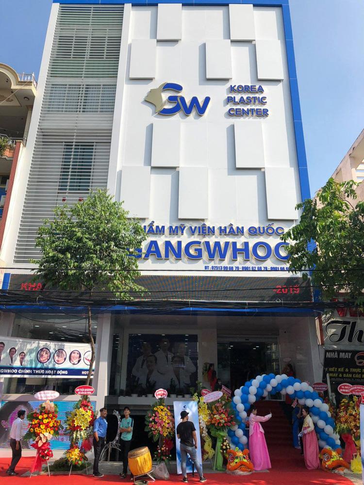Thẩm mỹ viện Gangwhoo 388 Đường Đồng Khởi Phường Tân Hiệp Tp Biên Hoà Đồng Nai