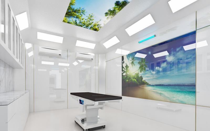 Phòng phẫu thuật đạt chuẩn - Gangwhoo