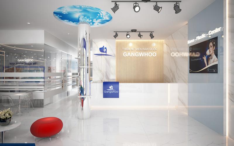 Cơ sở thẩm mỹ hiện đại - Gangwhoo