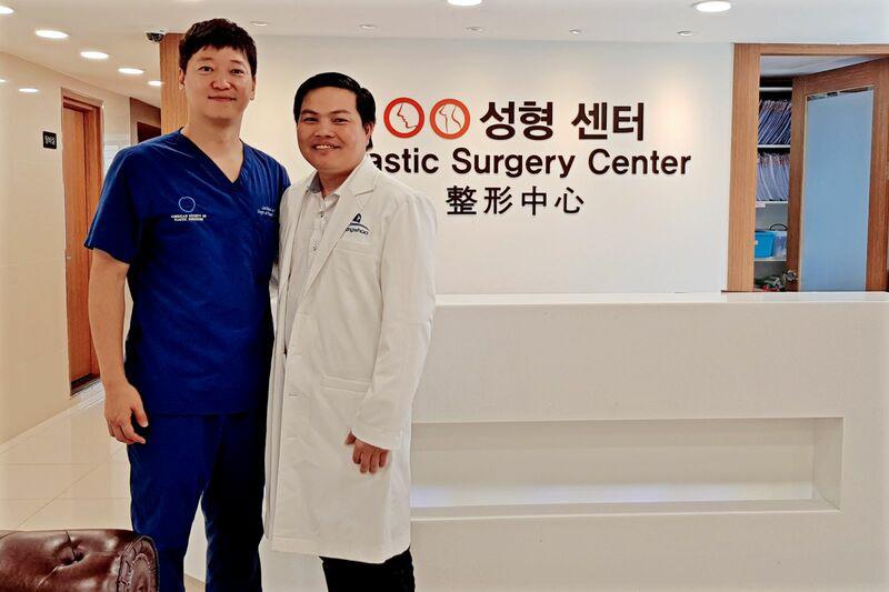 Bác sĩ Gangwhoo tại Hàn Quốc