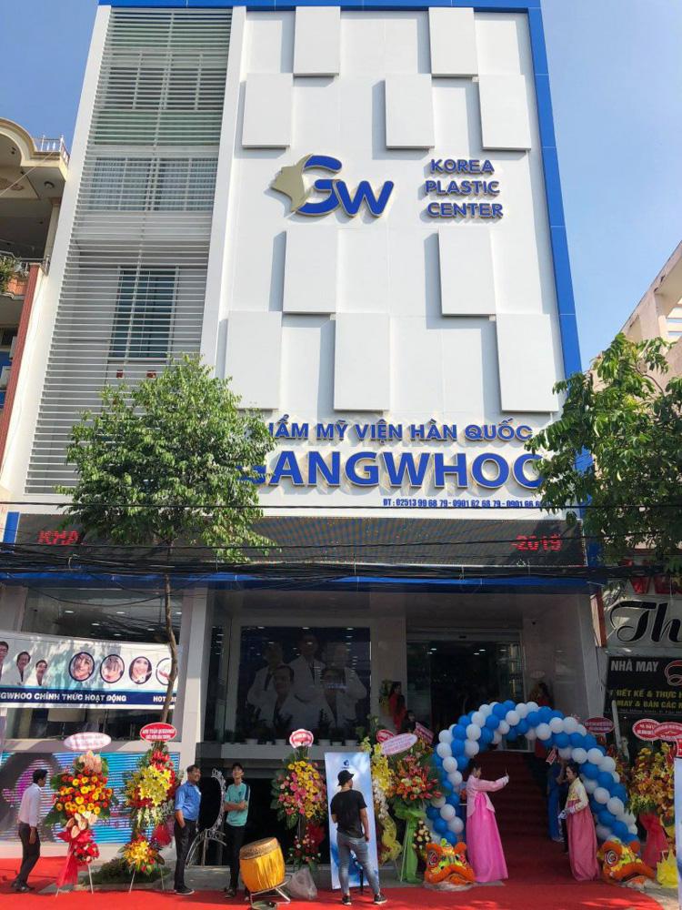 Thẩm mỹ viện Gangwhoo Đồng Khởi, số 388, đường Đồng Khởi, phường Tân Hiệp, thành phố Biên Hòa, tỉnh Đồng Nai
