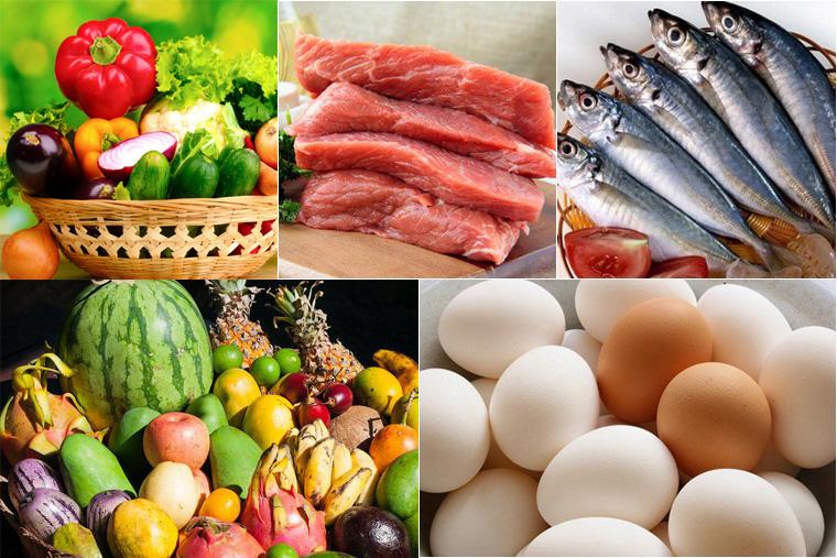 Cách chăm sóc, chế độ ăn uống khi da bị mụn 3