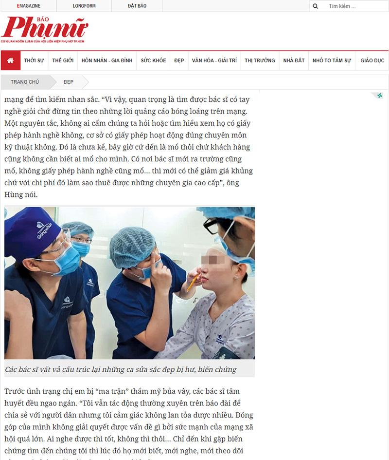 Báo chí nói về Gangwhoo