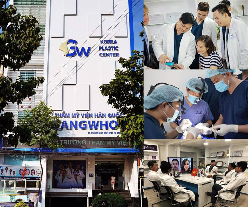 Hệ thống thẩm mỹ viện Gangwhoo