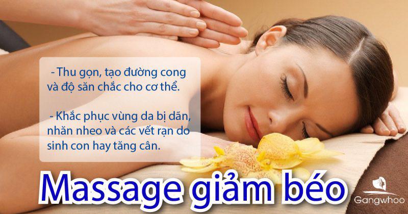 Massage Giảm Béo