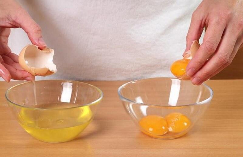 Cách làm trắng da bằng trứng gà, đơn giản nhưng hiệu quả cao