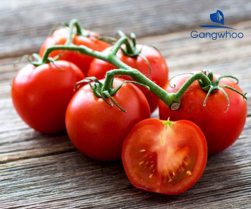 cách làm trắng da mặt bằng cà chua