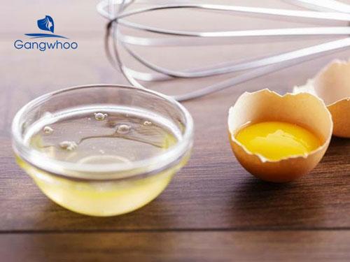 Cách làm trắng da toàn thân nhanh bằng trứng gà