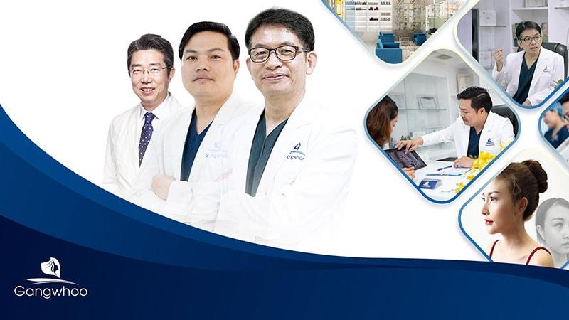 Giới thiệu thẩm mỹ viện Gangwhoo Hàn Quốc