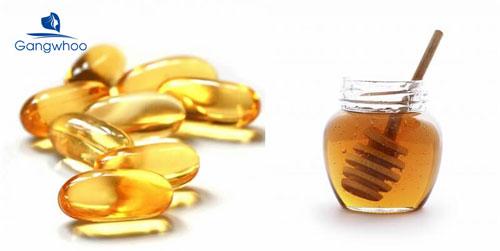 đắp mặt nạ bằng Vitamin E và mật ong hiệu quả bất ngờ