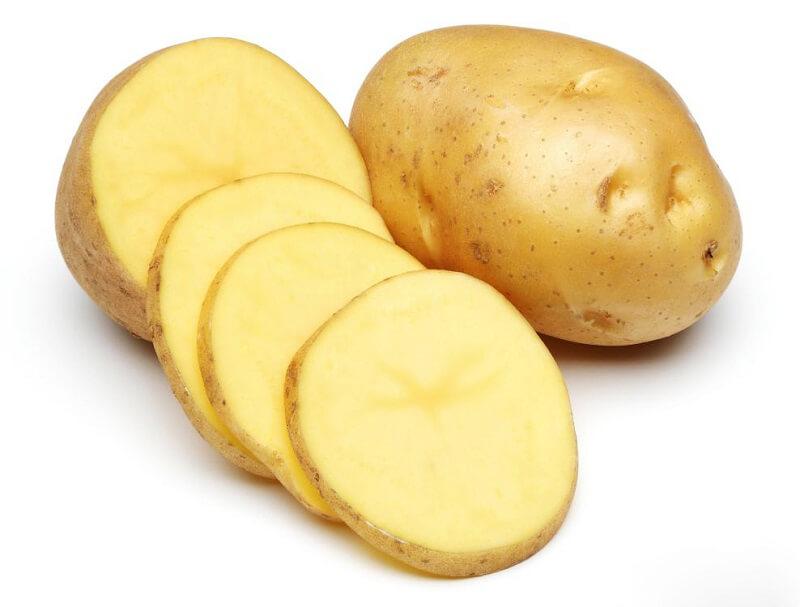 Nhưng lưu ý khi dùng mặt nạ khoai tây