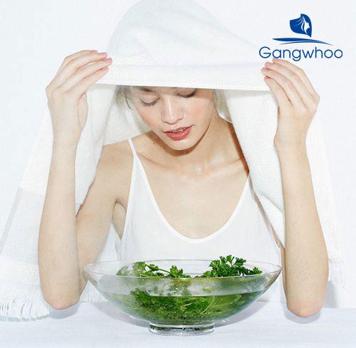 Xông hơi có hiệu quả cao trong việc điều trị mụn đầu đen