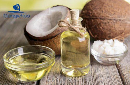 Cách làm trắng da toàn thân nhanh bằng dầu dừa