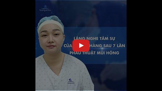 Sửa Mũi Hỏng Sau Phẫu Thuật Uy Tín Tốt Nhất Ở TPHCM 2020 6