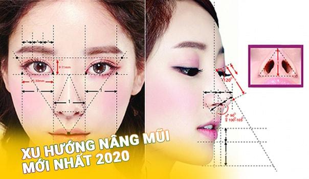 Xu Hướng Nâng Mũi Mới Nhất 2021