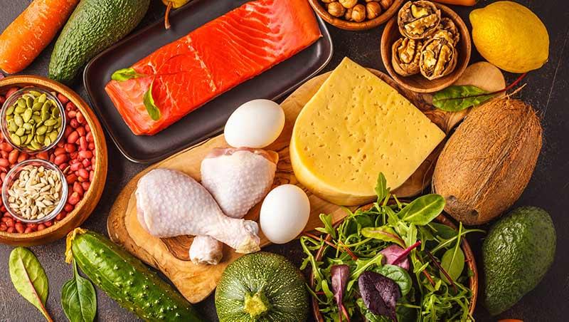 chọn lựa những chế độ ăn phù hợp để giảm mỡ bụng thành công