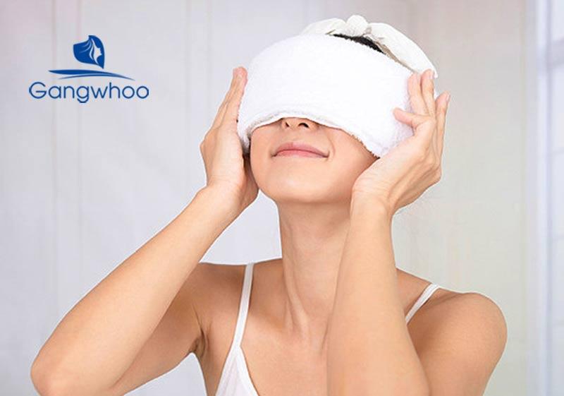 Cách chữa lẹo mắt nhanh nhất bằng phương pháp chườm ấm