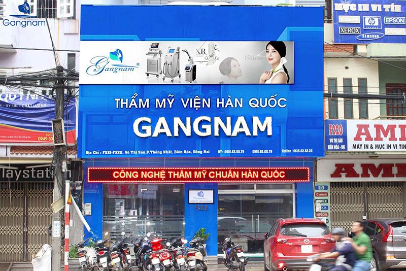 Thẩm mỹ viện gangnam - địa chỉ giảm mỡ tốt nhất tại TPHCM