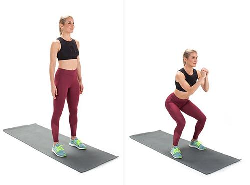 Bài tập giảm mỡ bụng: Sits - Up