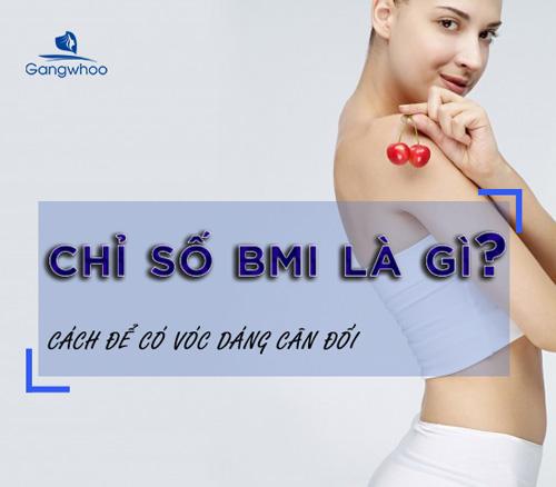 chỉ số BMI là gì