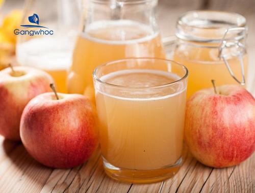 Cách giảm béo bằng mướp đắng và táo