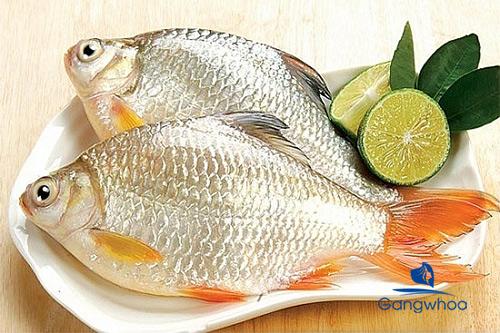 Nâng mũi có được ăn cá không?