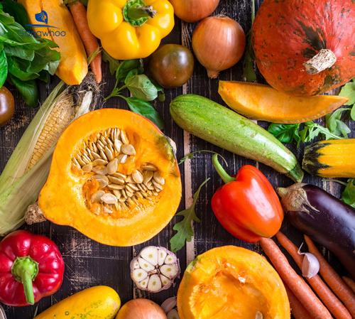 Dùng thực phẩm hợp lý - Cách làm giảm mỡ mặt tự nhiên