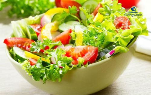 Giảm cân bằng cà chua với món salad cà chua