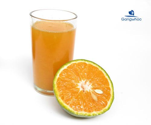 cam ép là loại nước uống giảm cân vừa đẹp dáng vừa đẹp da
