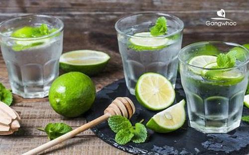 Thức uống giảm cân hiệu quả từ trái chanh