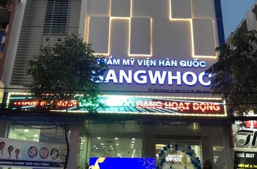 """Thẩm mỹ viện Gangwhoo nâng mũi L–Line hóa """"soái ca"""""""