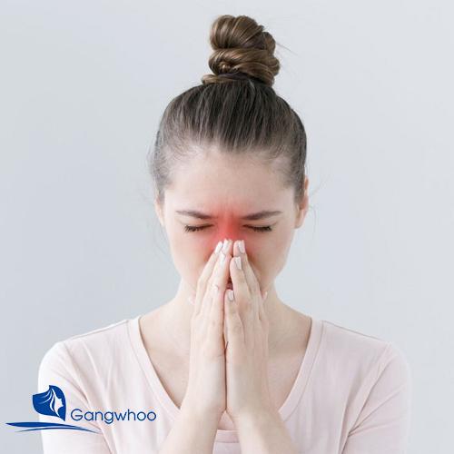 Viêm mũi dị ứng có nâng mũi được không