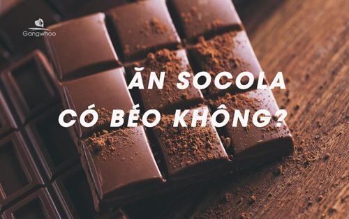 [GIẢI ĐÁP] Ăn Socola Có Béo Không?