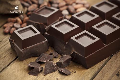 ăn socola giúp hỗ trợ giảm cân