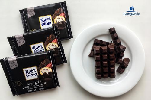 socola đen là loại socola giúp giảm cân tốt nhất