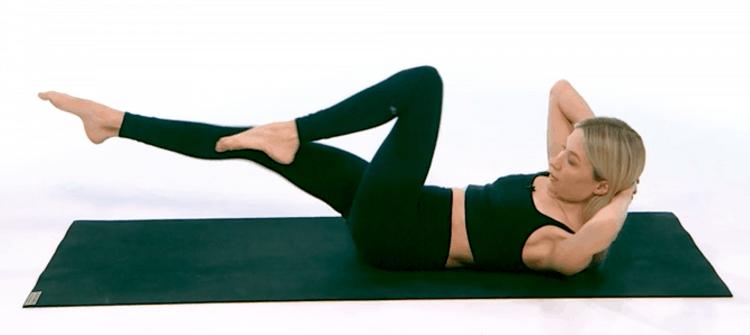 9 Bài Tập Pilates Giảm Cân Hiệu Quả Tại Nhà 4