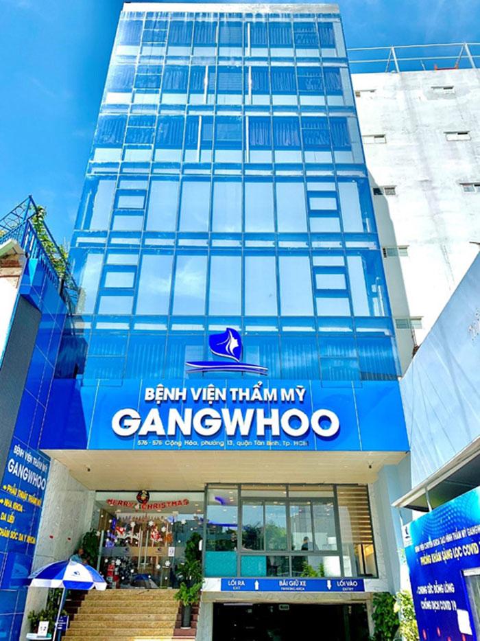 Bệnh Viện Thẩm Mỹ Gangwhoo – Địa Chỉ Làm Đẹp Hàng Đầu Tại TPHCM
