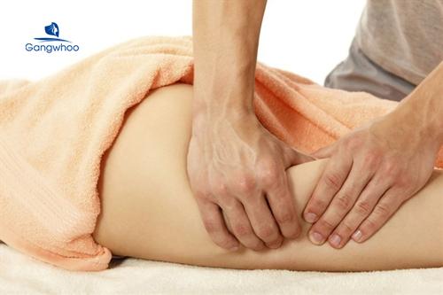 massage có thể giúp vòng 3 to hơn